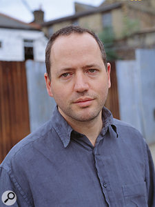 Paul Sanders of on-line music encoder and 'aggregator' Consolidated Independent.