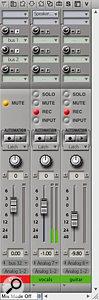 Complex DP Monitoring Techniques