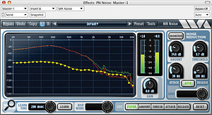 Digital Performer: Cleaning Up Noisy Tracks