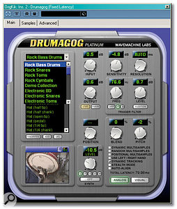 Wavemachinelabs Drumagog 4 Platinum