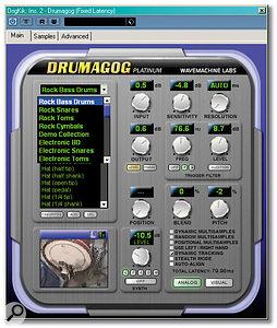 Wavemachinelabs Drumagog 4 Platinum