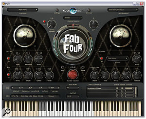 EWQL Fab Four & Ministry Of Rock