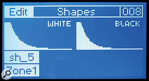 'You Play' generates independent velocity curves for black and white keys.