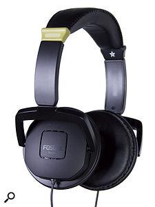 Fostex TH5BB studio headphones.