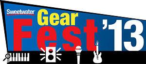Gearfest '13 logo