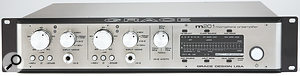 The M201 offers some useful features not found on many preamps, including M/S controls and asetting for powering ribbon microphones.