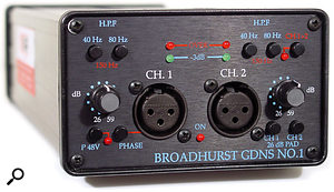 Grace Design Model 101