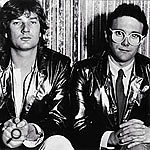 Geoff Downes and Trevor Horn (aka The Buggles).