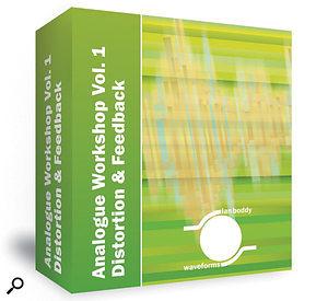 Ian Boddy Waveforms | Analogue Workshop 1: Distortion & Feedback