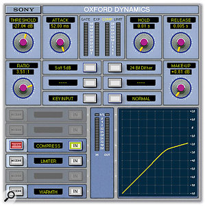Oxford Dynamics was used again for the bass on 'Irreplaceable'.
