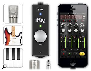 iRig Pro from IK Multimedia