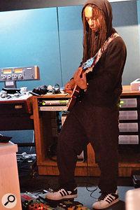 Drake's guitarist Adrian Eccleston features on Take Care.