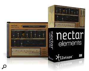 Izotope Nectar Elements vocal processor