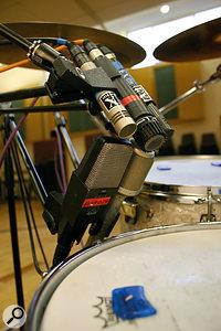 Kick & Snare Recording Techniques