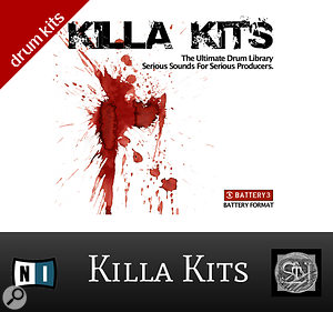 Killa Kits from Stretch That Note