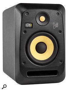 KRK V6 Series 4 active monitor.
