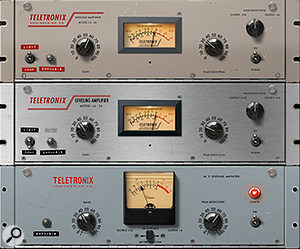 Universal Audio LA-2A collection (64-bit)