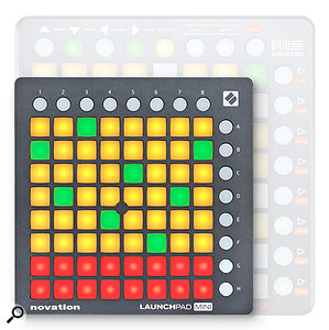 Novation's Launchpad Mini
