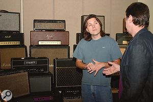 Sound designer Jeff Slingluff denies everything!