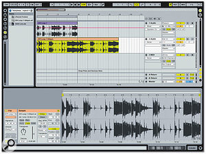 If Live thinks your loop is half or double its correct tempo, you can correct it in the Clip view.