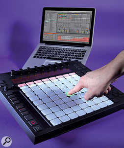 Ableton Live 9 & Push Controller.
