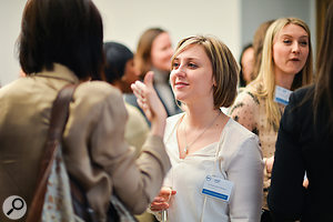 Networking is invaluable, so get out there to industry events and meet other composers and publishers.