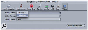 Working With Video In Logic