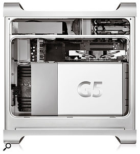 There are reports of Logic becoming unstable on new Mac G5 Quad machines.