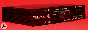 Magneto Audio Labs VariOhm