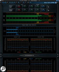 Black Cat Audio DP Meter Pro