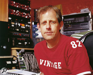 Engineer and producer Dave Meegan has worked with the band since 1983.