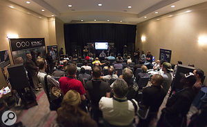 PMC's Masters of Audio sessions at AES New York