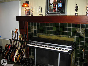 Most of The Matrix's productions feature plenty of real instruments.