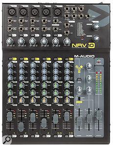 M-Audio NRV10 mixer