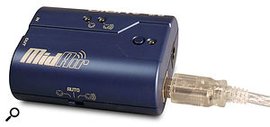 The Mid Air 25 receiver.