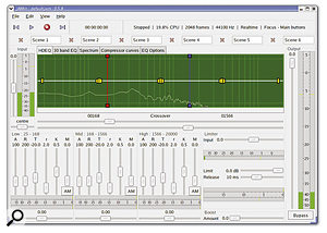 JAMin has a hand-drawn EQ feature, so you can use any curve you like.