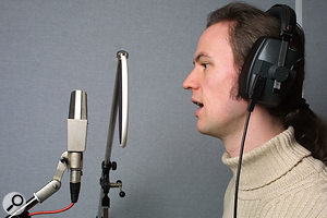 A pop shield is essential for most vocalists.