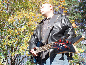 Multi-instrumentalist Scott Martinez formed the band Alice Sweet Alice as a side-project.