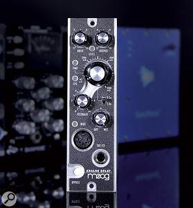Moog Analog Delay