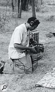 Dinka Diaries producer Filmon Mebrahtu.