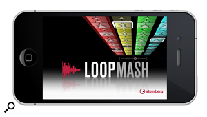 <strong>Steinberg LoopMash app</strong>