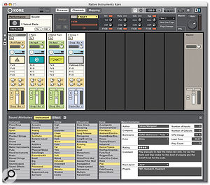 Kore is at the heart of Native Instruments' strategy for the future.