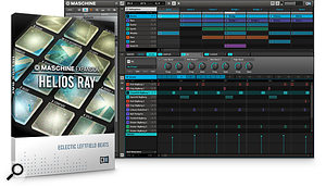 Helios Ray Maschine Expansion from Native Instruments