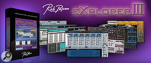 Rob Papen eXplorer III