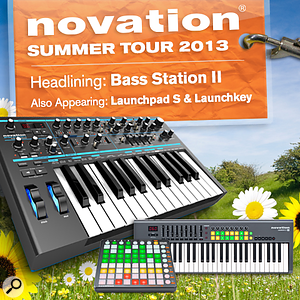 Novation Tour