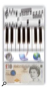 Digital Music Distribution header graphic.