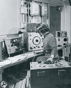 During her brief tenure at the Radiophonic Workshop, Daphne Oram did more than anyone else to establish its experimental ethos.
