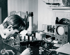 Graham Wrench: The Story Of Daphne Oram's Optical Synthesizer
