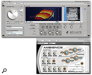 Older versions of Audioease's Altiverb and VST Wrapper are incompatible with DP 5.1 running on Power PC Macs. Updates for both are available from www.audioease.com