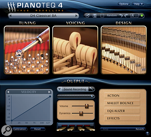 <strong>Pianoteq 4 now includes convolution reverb for added realism: </strong>Modartt Pianoteq 4